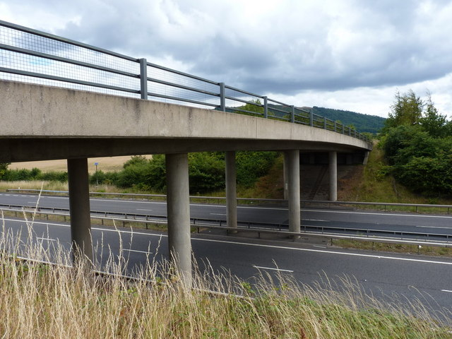 Overbridge on the new A5