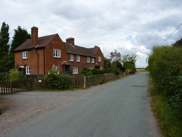 Cottages at Aston