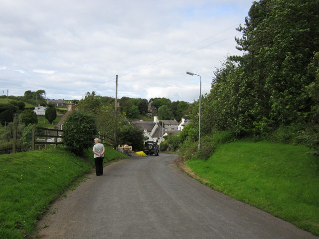Kirkbrae Road