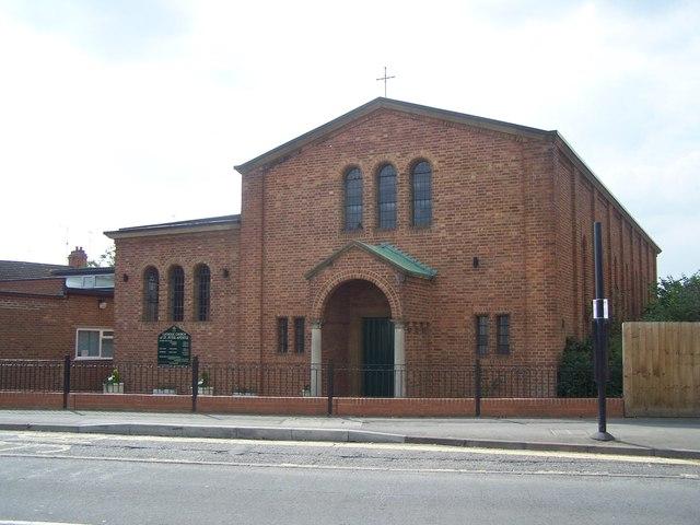 St Peter The Apostle Roman Catholic Church, Rushden