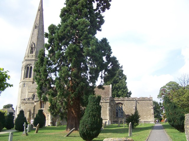 Stanwick, St Lawrence