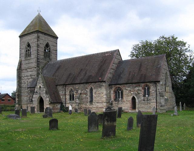 Scropton - Church