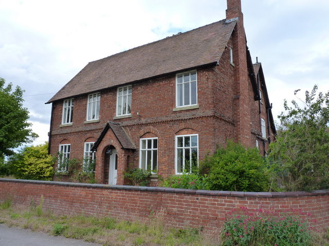 Aston Hall farmhouse