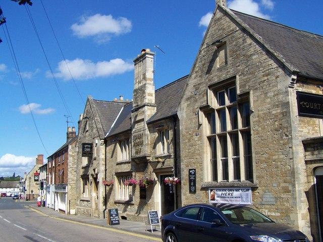 The Court House Inn, Thrapston