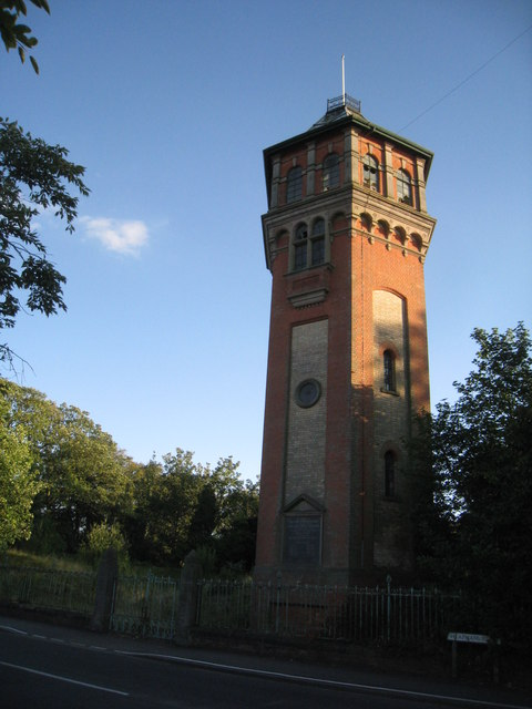 Water Tower, Heapham Road