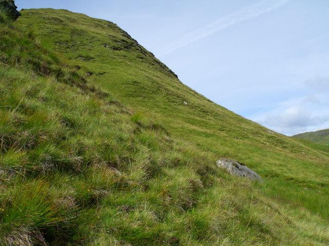 Meall Gaotach north of Loch Katrine