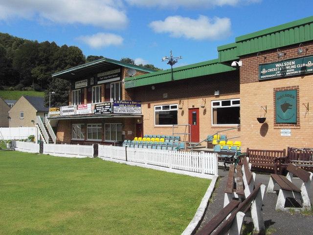 Walsden Cricket & Bowling Club, Scott Street off Rochdale Road, Walsden OL14 7SX