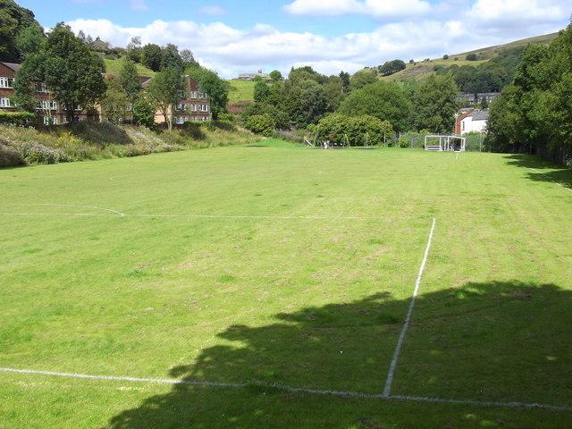 Scott Street Football Field, Walsden