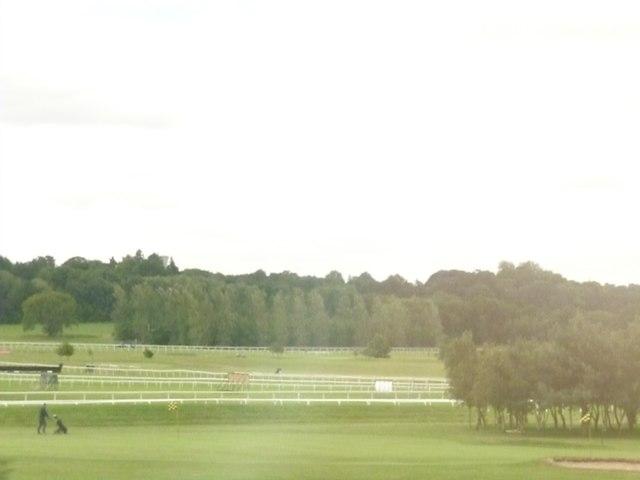 Newbury : Golf Course & Racecourse