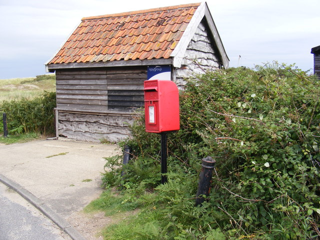 Sizewell Road Postbox