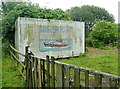 SW5234 : Container off Gitchell Lane by Graham Horn