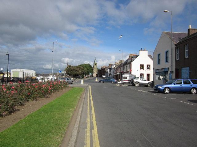 Knockcushan Street