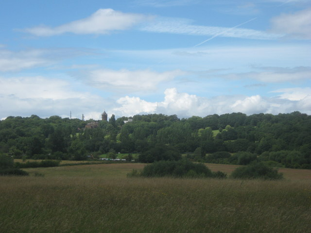 View from Woodlands Farm