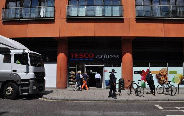 London : Westminster - Tesco Express