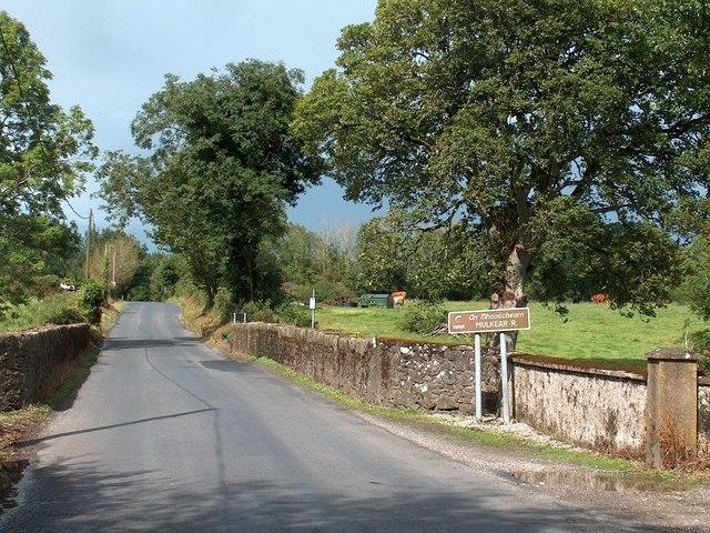 Bridge over the River Mulkear near Abington, County Limerick