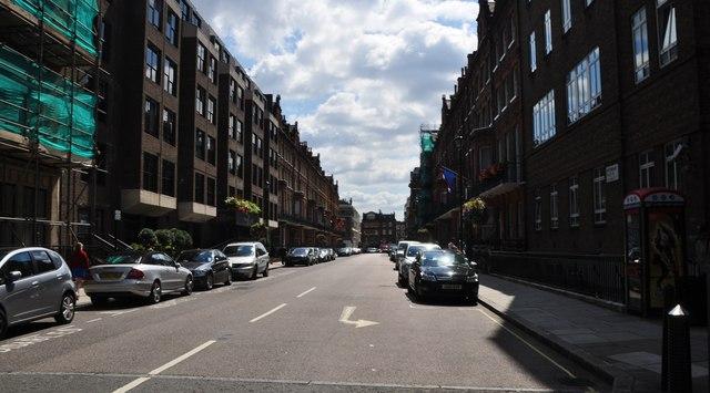London : Westminster - Nottingham Place