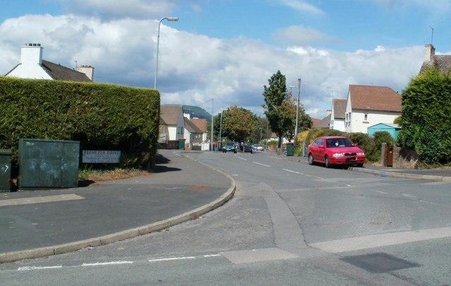 Corner of Ebenezer Drive and High Cross Lane, Newport