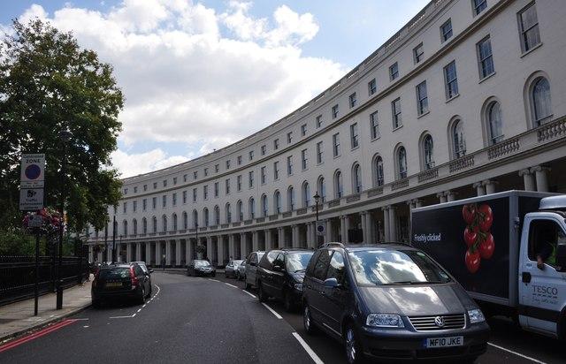 London : Westminster - Park Crescent