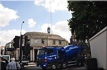 TQ2882 : London : Westminster - Great Portland Street by Lewis Clarke