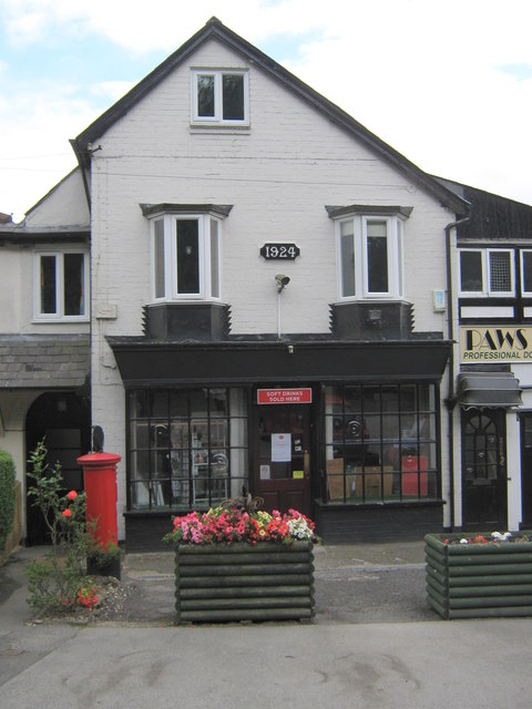 Not the Lickey Post Office