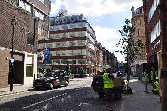 London : Westminster - Bolsover Street