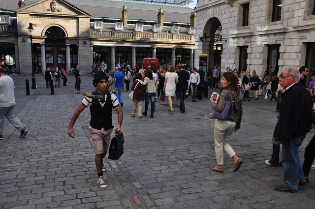 London : Westminster - James Street