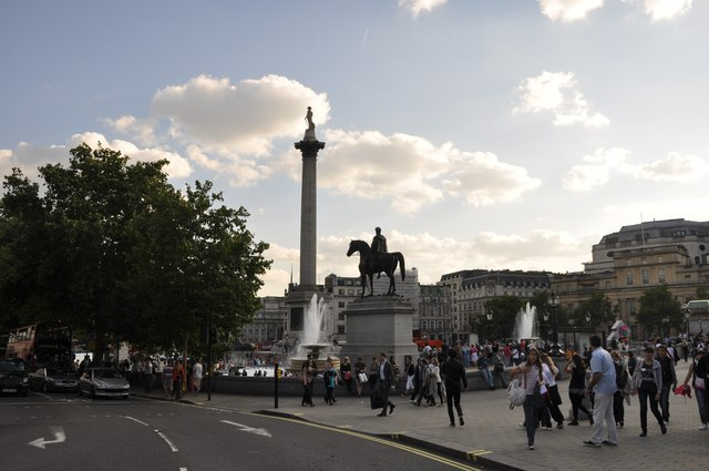 London : Westminster - Trafalgar Square