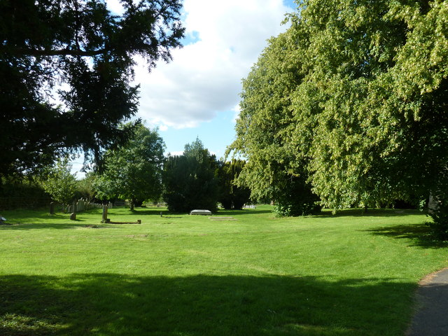 St Mary's, Micheldever: churchyard (2)