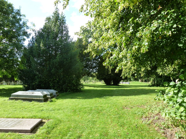 St Mary's, Micheldever: churchyard (4)