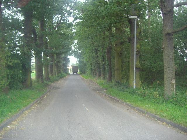 Albyns Lane, Passingford Bridge