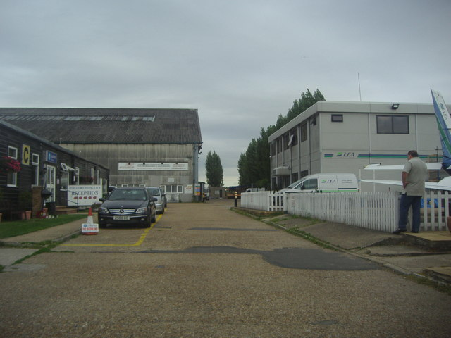 Stapleford Aerodrome