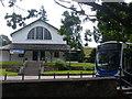 NH4858 : Spa Pavilion, Strathpeffer by Colin Smith