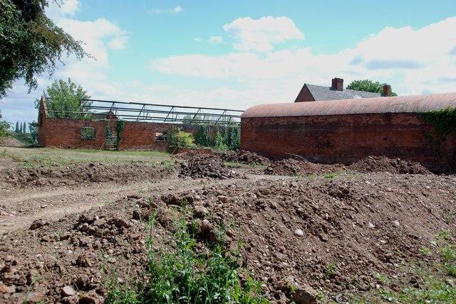 Work in Progress, Poplar Farm