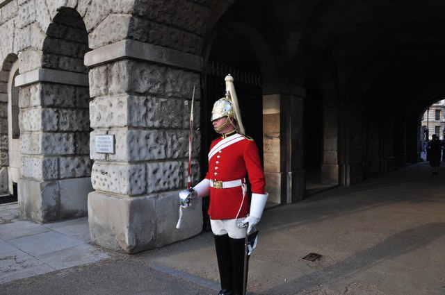 London : Westminster - Horse Guards Parade