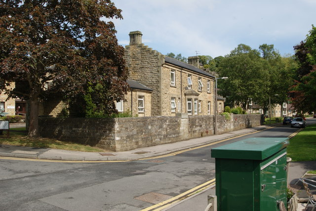 The former railway station building at Pateley Bridge (1)