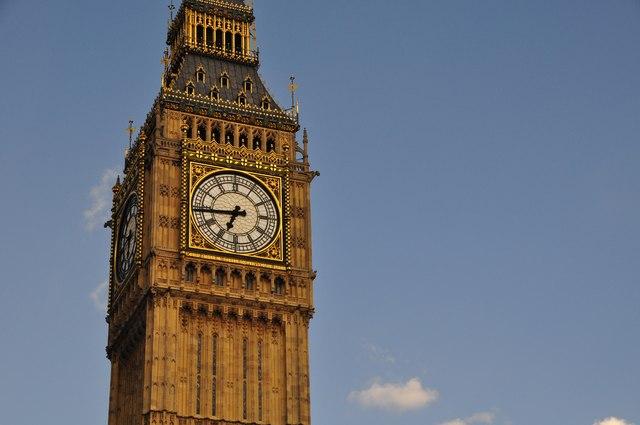 London : Westminster - Big Ben Clock Tower