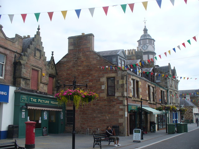 High Street, Dingwall