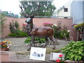 NH5458 : Dingwall Stag by Colin Smith
