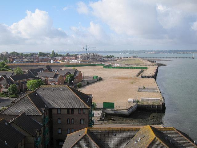 Redeveloping Vosper Thornycroft shipyard