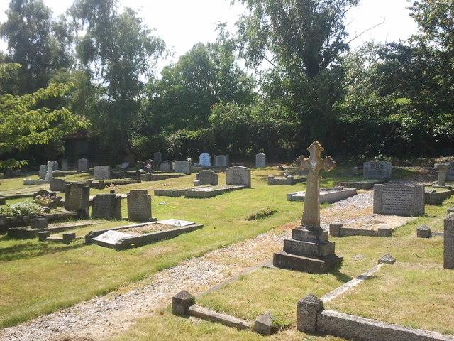 Kenton cemetery
