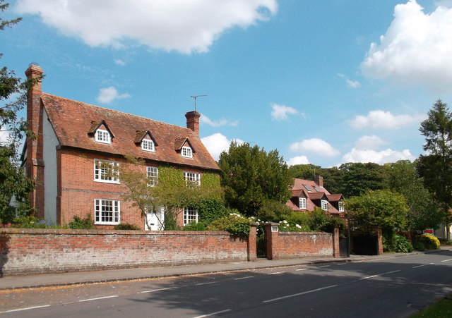 Downs House, West Ilsley