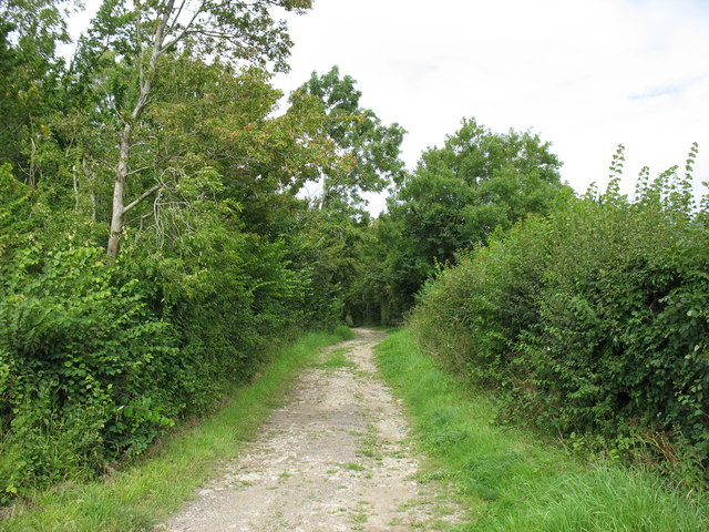 Bridleway south of Ashton
