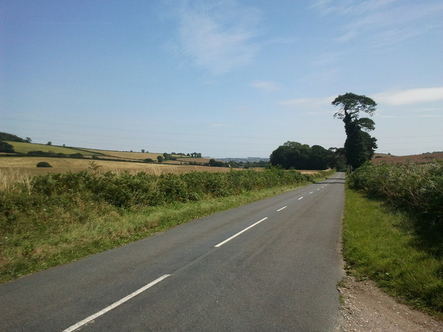 Road to Starcross