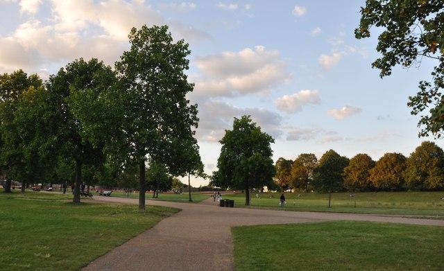 London : Kensington - Kensington Gardens