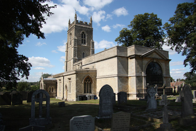 St.Edmund's church