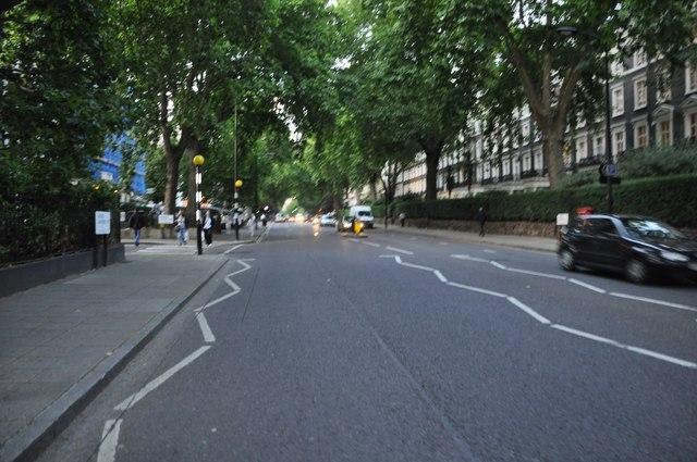 London : Westminster - Sussex Gardens