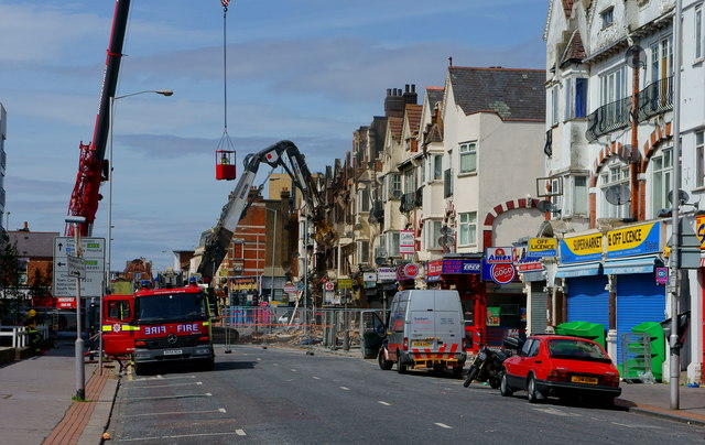 Croydon Riots - two days later