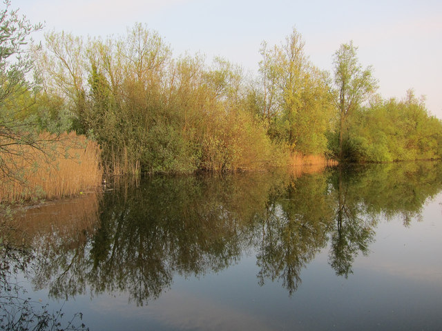 Deep Pool, Milton Country Park