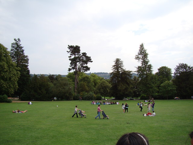 Panorama from Royal Crescent