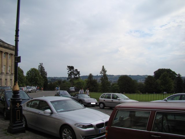 Panorama from Royal Crescent #2